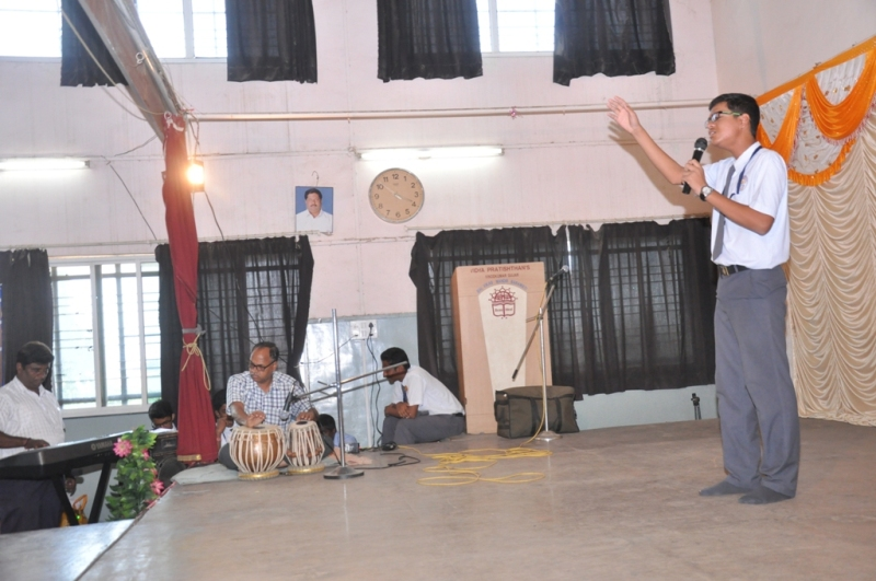 Ganesh Festival :  Solo Singing Competition.